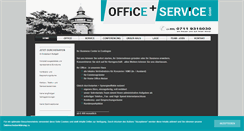 Preview of office-service.de